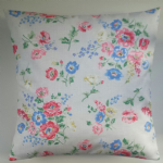 Cushion Cover in Cath Kidston Meadow Bunch 16""